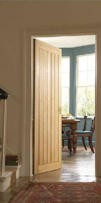 Dordogne Oak Interior Door